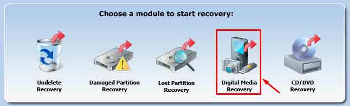 восстановление партиции жесткого диска