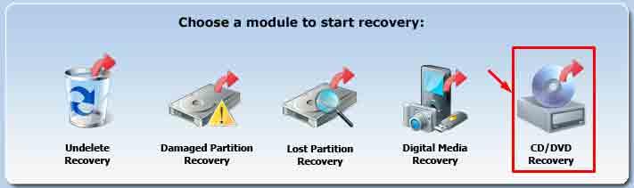 восстановление разделов hdd