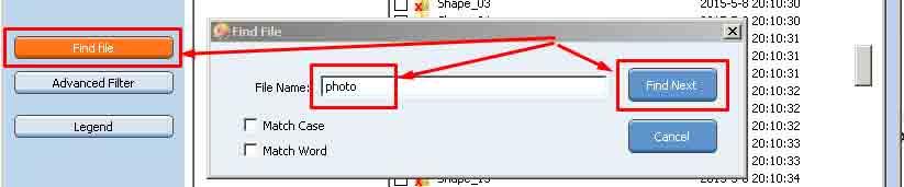 восстановление разделов и файлов